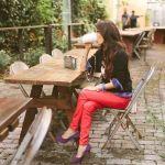 30代の女性の服装は色で大人っぽさをプラス♡シャツも活用して◎のサムネイル画像