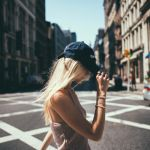 【レディース帽子キャップ】女子も帽子はキャップスタイル♡のサムネイル画像