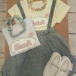 おしゃれな女子の夏のおしゃれは、黄色のTシャツで作ろう。のサムネイル画像