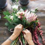 気持ちを花束に!初心者でもできる花束の作り方のまとめました!のサムネイル画像