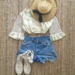 ぽっちゃり女子におすすめ♪着やせして見える夏のコーディネート!のサムネイル画像