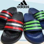 adidasのシャワーサンダルで足元をラフにオシャレにしよう♡のサムネイル画像