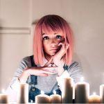 大人気でキュートなピンクの髪色はヘアマニキュアで手軽に楽しもう♪のサムネイル画像