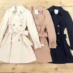 ダズリンのコートはフェミニンで大人可愛くとってもキュート!のサムネイル画像