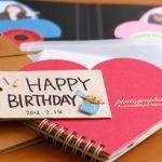 【サプライズ】彼氏の誕生日を手作りアルバムで祝ってみよう!のサムネイル画像