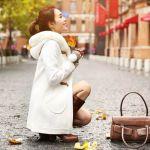 """レディースのコートは断然""""白""""が可愛い♡お勧めのコート特集♡のサムネイル画像"""