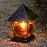 自宅の雰囲気に合ったガーデニング用の素敵な照明を見つけよう!のサムネイル画像