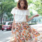 【ブラウス×スカート】は最強に可愛い女の子を実現してくれる♡のサムネイル画像