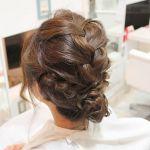 編み込みヘアアレンジで魅せる☆おしゃれ可愛い髪型特集!!のサムネイル画像