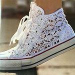 靴紐の結び方を工夫して、スニーカーをもっとかわいく履きこなそう!のサムネイル画像