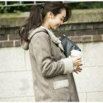 レディースの『フェイクムートンコート』は冬に大活躍のアイテム♡のサムネイル画像