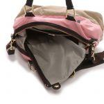 軽くて使いやすい♪ナイロン製のボストンバッグは意外に使える!!のサムネイル画像