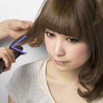 ヘアアイロンの効果的な使い方をマスターしてうるツヤストレートに♡のサムネイル画像