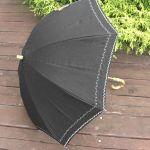 春夏の必需品!?黒色日傘の利点と、おすすめ黒日傘のまとめのサムネイル画像