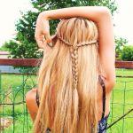 海にフェスにデートに使える!夏を楽しむヘアアレンジカタログのサムネイル画像