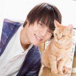 【空前の大ブーム!】猫が大好きなイケメン俳優、窪田正孝さん!のサムネイル画像