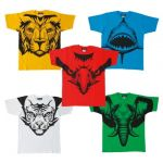 かわいくておもしろい!大注目の動物のtシャツを集めました!のサムネイル画像