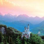 有名テーマパークにはモデルが?!ドイツ、ノイシュバンシュタイン城のサムネイル画像