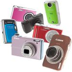 初心者でもOK!コンパクトデジタルカメラのおすすめはどれ?のサムネイル画像