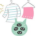 洗濯物の部屋干しの臭いを【匂い】に変える方法を紹介します!のサムネイル画像