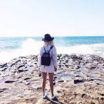 暑い夏のお出掛けには、爽やかなカバンで気分をあげましょうのサムネイル画像