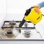 食中毒の予防に!キッチン掃除はスチームクリーナーでスチーム除菌!のサムネイル画像