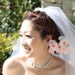 素敵な花嫁さんになる為に。ウエディングのヘアアレンジのまとめ。のサムネイル画像