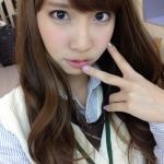 自然とアヒル口になる!AKB48チームK永尾まりやの水着画像集!のサムネイル画像