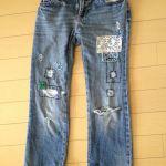 破れたジーンズを修理したい!ジーンズの修理方法と修理グッズのサムネイル画像
