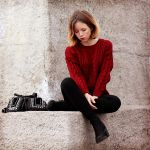 ファッションの秋はニットで女っぽく!大人可愛いコーデを目指そう!のサムネイル画像