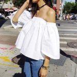 可愛いトップスを着て、この夏のファッション楽しみましょうのサムネイル画像