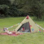 夏のレジャーにはコチラ!初心者にも優しい『おすすめテント厳選集』のサムネイル画像