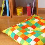 お部屋のアクセントにもなる!とってもオシャレで可愛い座布団のサムネイル画像