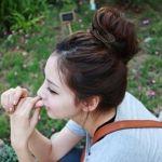 【時短アレンジ】キュートなゆるふわおだんごスタイルをご紹介しますのサムネイル画像