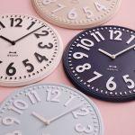 【お部屋の印象アップ!】おしゃれな掛け時計で、素敵ライフを♪のサムネイル画像