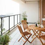 緑に接したい、ビルに暮らすマンション派のベランダでガーデニングのサムネイル画像
