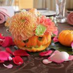 秋にぴったり!ハロウィンがテーマの結婚式のユニークな演出のサムネイル画像