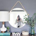 鏡でおしゃれインテリアをDIY!デコレーション&リメイクアイデアのサムネイル画像