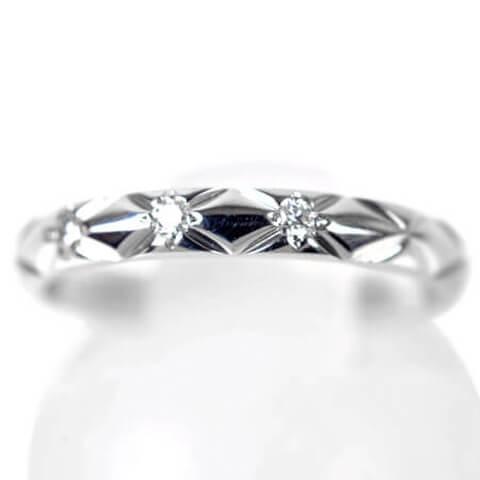 シャネル結婚指輪