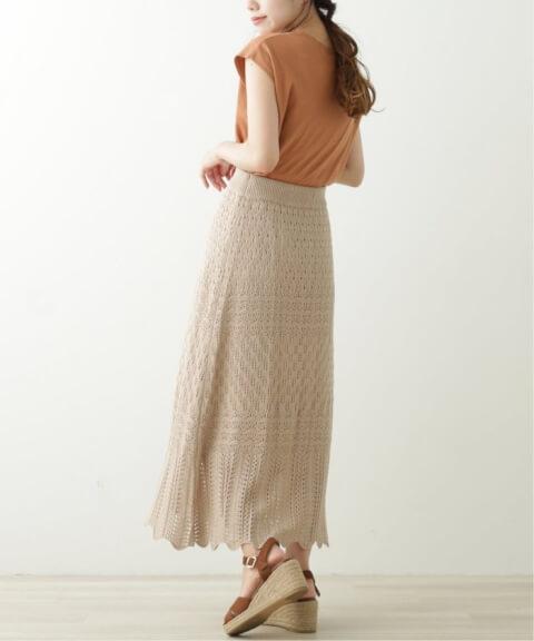 20代 ファッションコーデ 夏らしい カラー コーデ