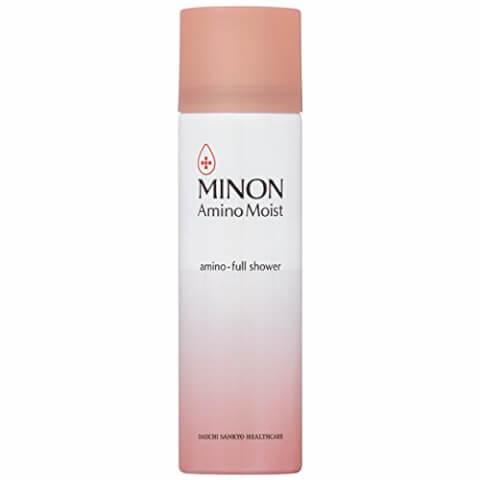 ミノンのミスト化粧水