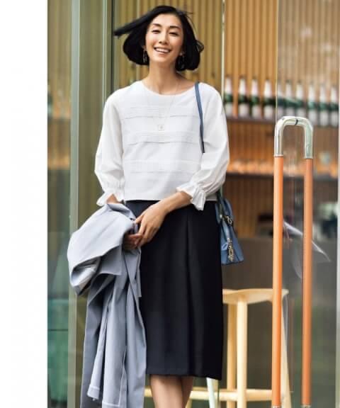 40代 ファッション コーデ 服装 ブランド おすすめ ポイント