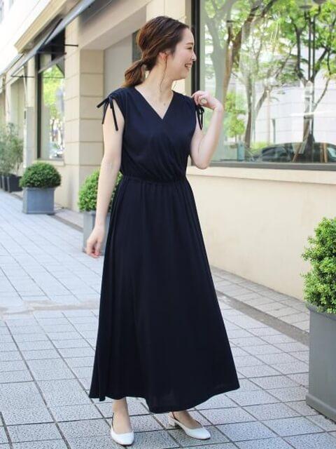 40代 ファッション 夏のコーデ