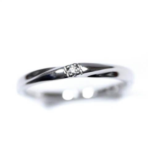 4℃ブライダル結婚指輪