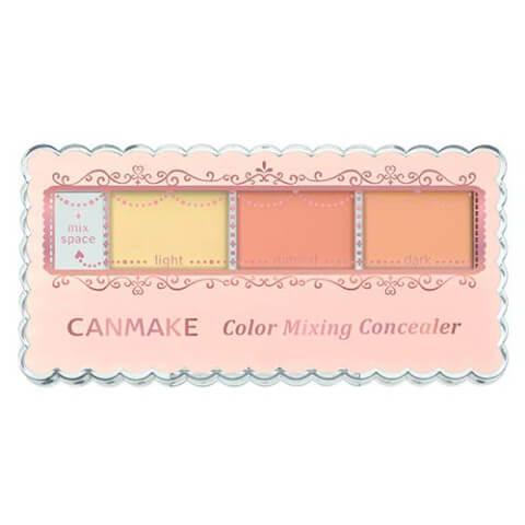 CANMAKE_カラーミキシングコンシーラー