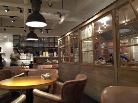 MARFA CAFE 横浜店 横浜西口 おしゃれ カフェ