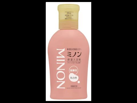 ミノン_ミノン薬用保湿入浴剤