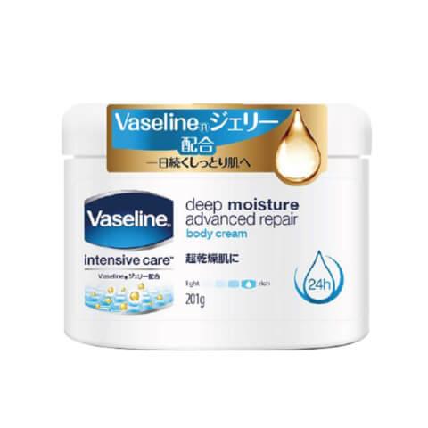 Vaseline body cream