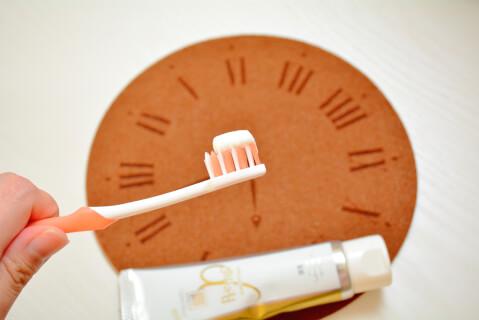 プレミオを歯ブラシにしぼった図