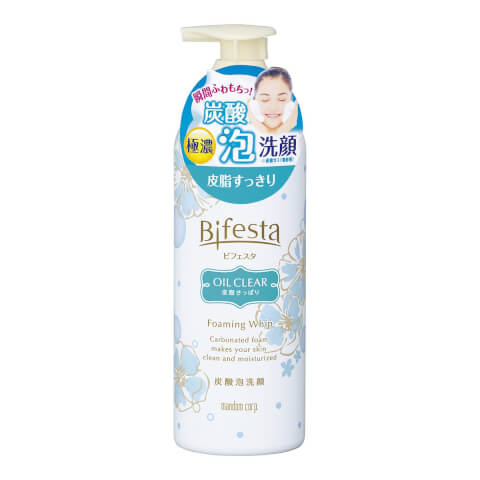 bifesta oil clear